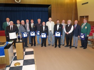 Past Master Night 2015